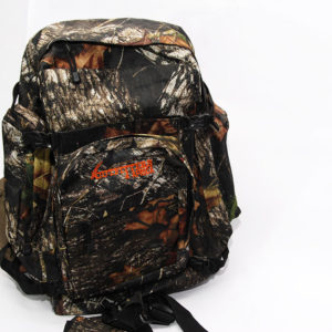 Outfitters Camo Backpack