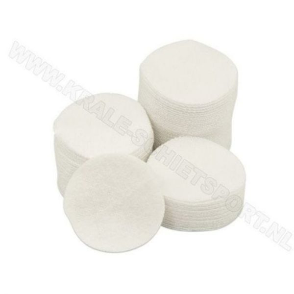 """BORE TECH 1-1/2"""" ROUND PATCHES - 100 Pack"""