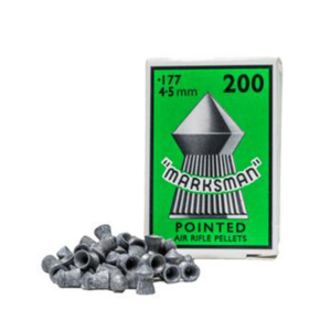 MARKSMAN POINTED PELLETS 200's