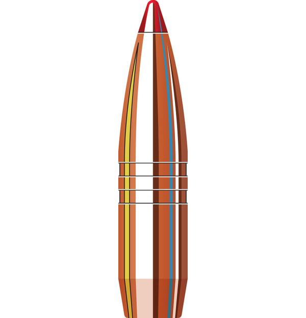 Hornady 30 Cal .308 165 gr GMX (50)