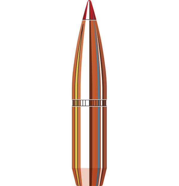 Hornady 6.5mm .264 140 gr SST