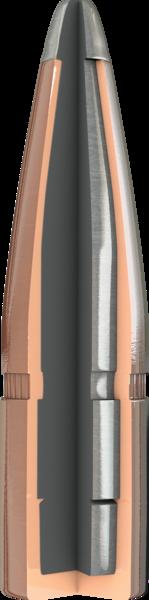 Hornady 30 Cal .308 165 gr InterLock BTSP (100)