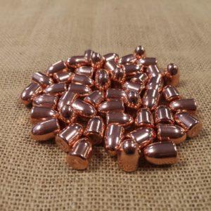 Frontier .45 Cal 230gr RN CMJ Bullets – 500 Pack