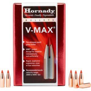 Hornady 20 Cal .204 40 gr V-MAX (100)