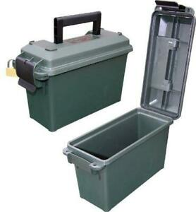 MTM 30 Caliber Tall Ammo Can (Forest Green)