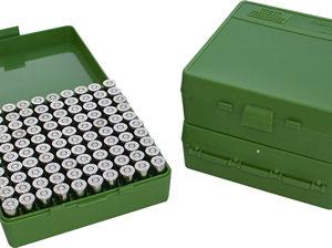 MTM Case Gard .38 Spl/ 357M Ammo Box